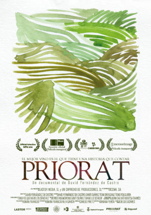 Cartel PRIORAT