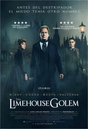 Poster de The Limehouse Golem