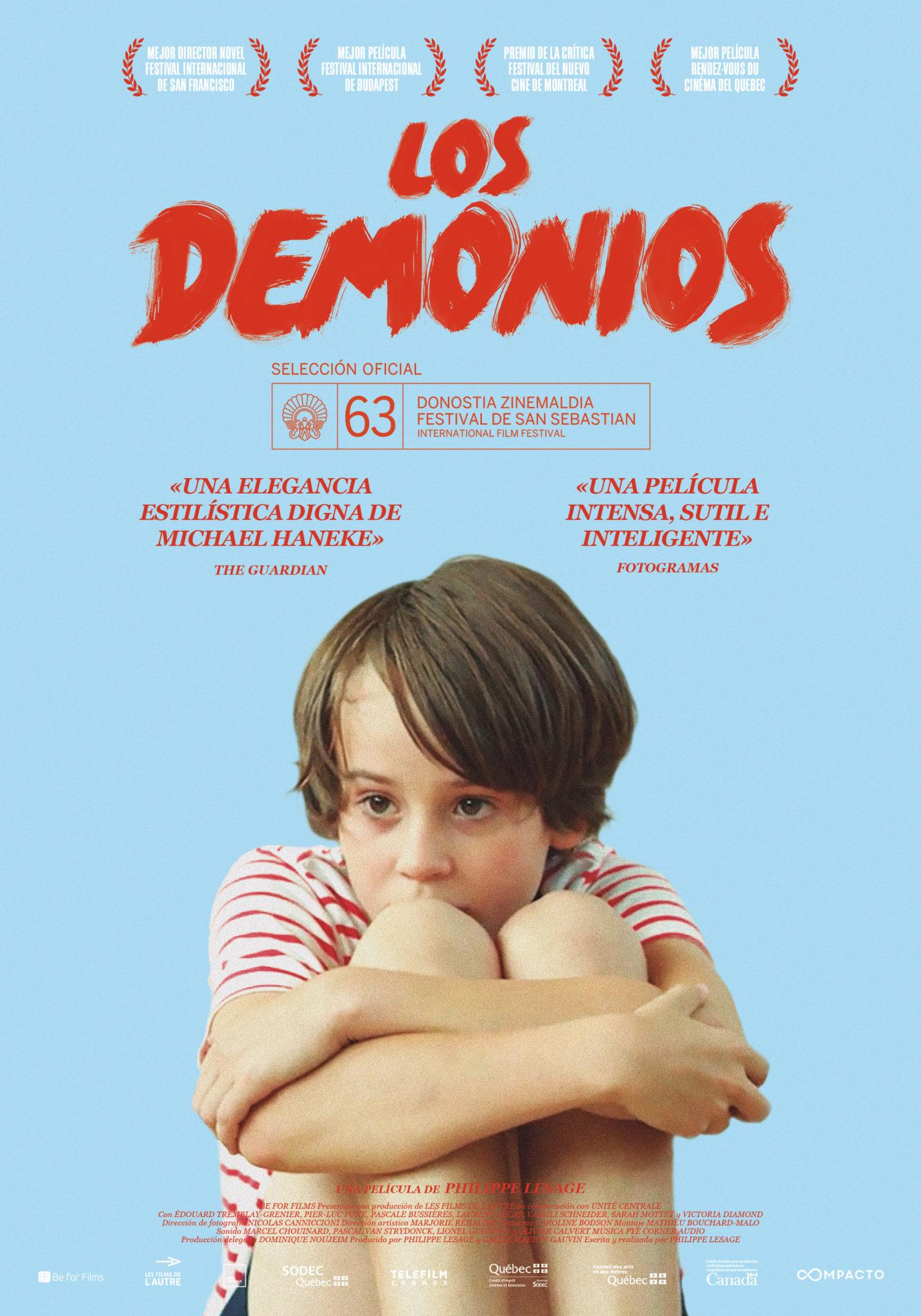 Poster de LOS DEMONIOS
