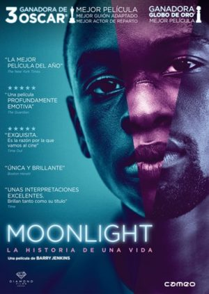Portada del DVD de MOONLIGHT