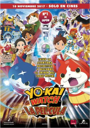 Poster Yo-Kai Watch