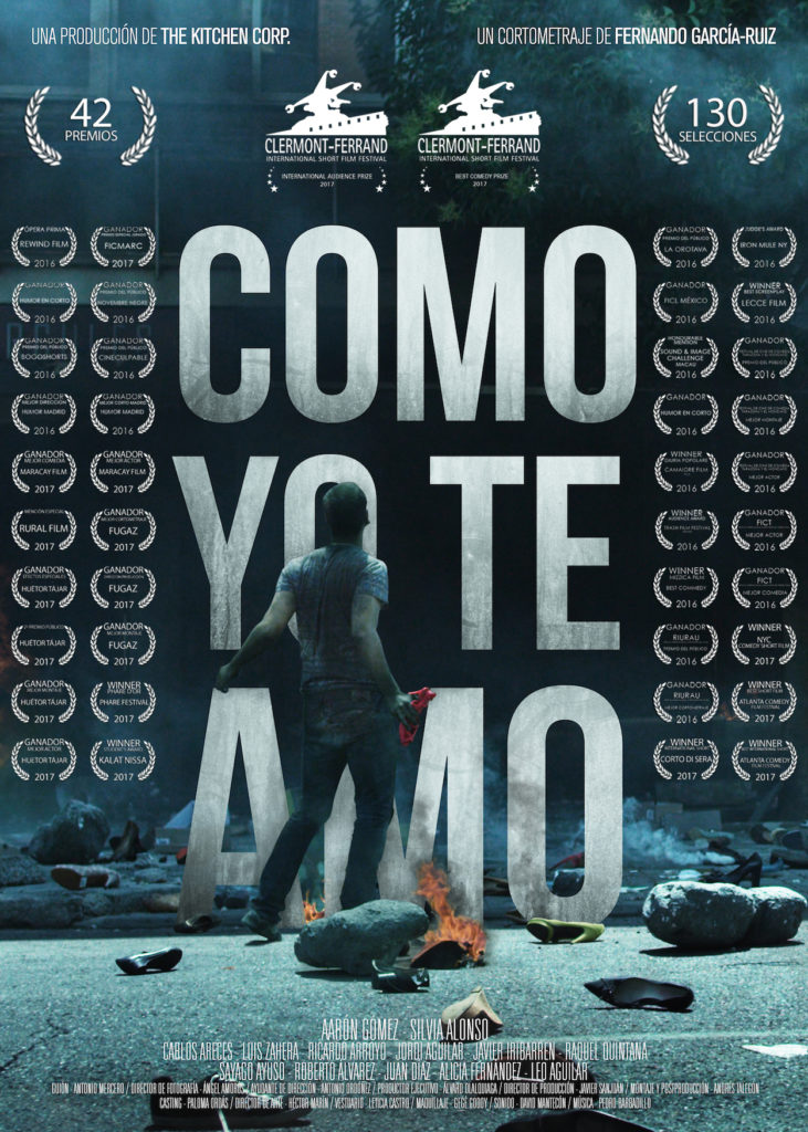 te amo dating In this play, presented by argentina's grupo humo negro, a young woman falls in  love with a man whom she meets by chance in a car accident this encounter.