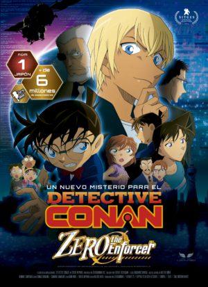 Poster de DETECTIVE CONAN: CASO ZERO