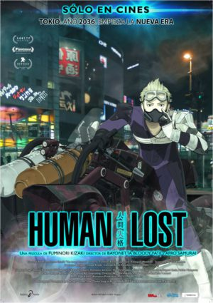 Póster_Human_Lost