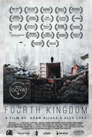 Poster del corto Fourth Kingdom